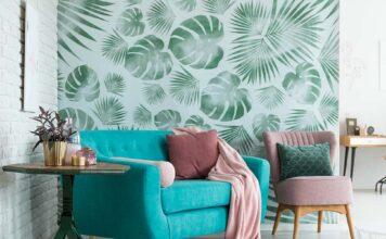 Decora tu espacio con papel tapiz