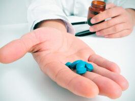 La pastilla sildenafil-viagra