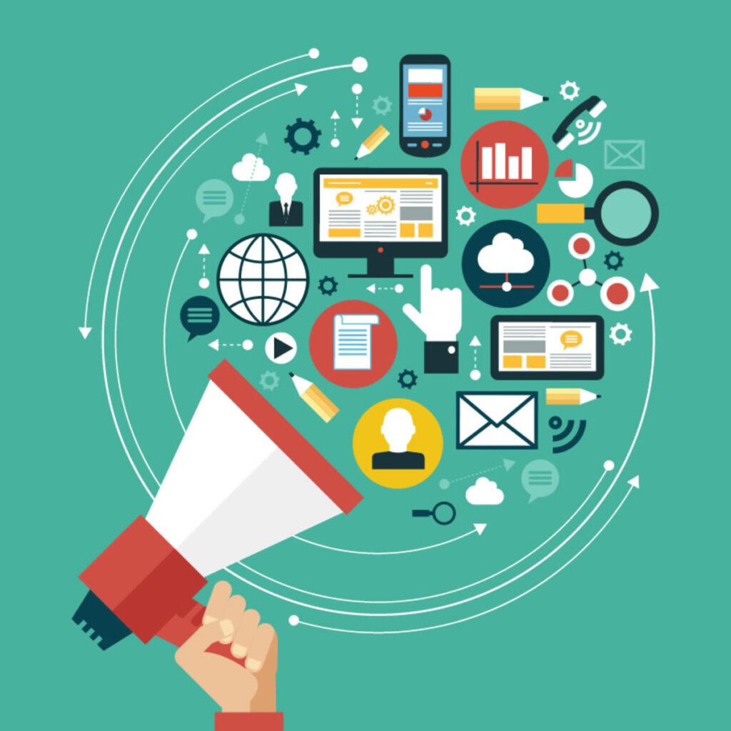 Las redes sociales te permiten crecer si empleas bien las estrategias de marketing